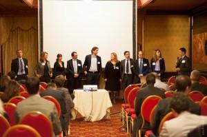 I Membri del NTLI a Milano